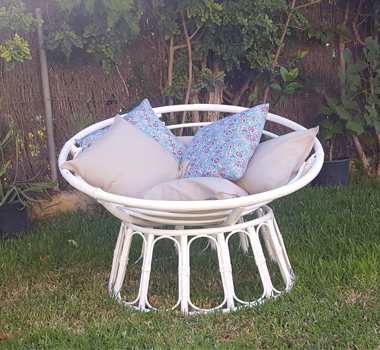 Catalogo ceibo alquiler de mobiliario ambientaciones for Sillon redondo