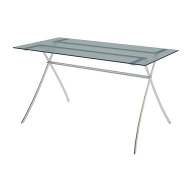 Catalogo ceibo alquiler de mobiliario ambientaciones - Mesa cristal despacho ...