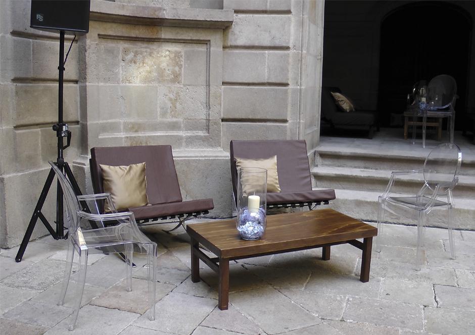 Eventos ceibo alquiler de mobiliario ambientaciones - Ceibo mobiliario ...